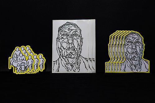 Fumeroism Sticker Packs ST01