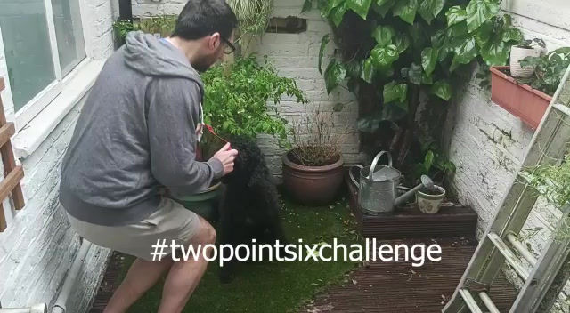 Arly Completes #twopointsixchallenge