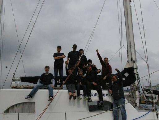 Tall Ships Voyage 2019
