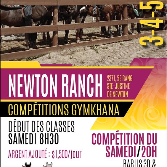 Newton Ranch - Marc-André Pilon