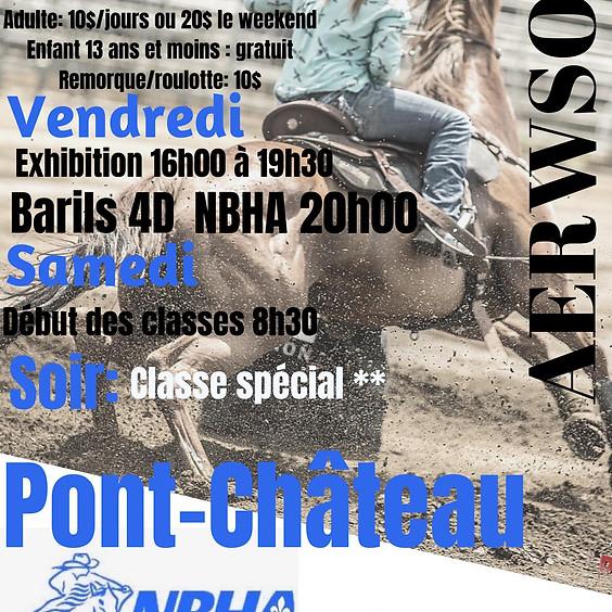 Pont Chateau #2 & NBHA Vendredi soir