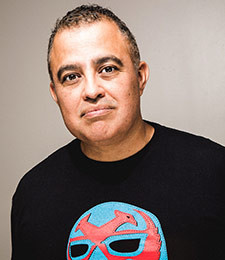 Alvaro Saar Rios - Writer
