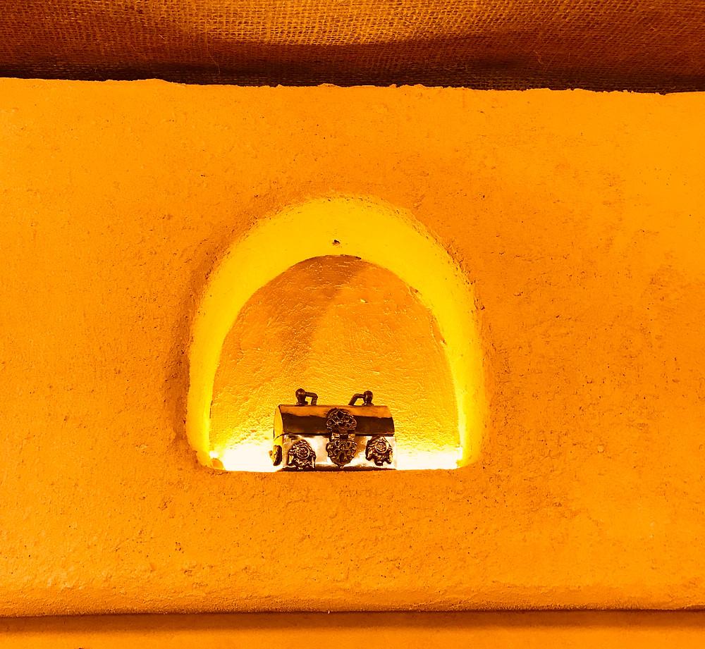 サンタグファガーラ宝箱