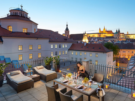 Prag: Mandarin Oriental – Redefining Luxury