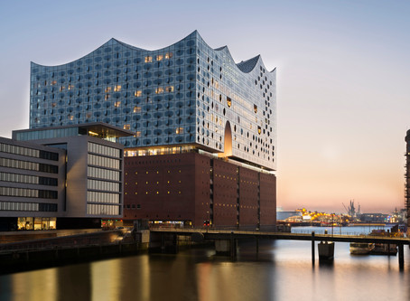 Hamburg: The Westin in der Elbphilharmonie