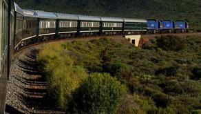 Südafrika: Auf Zug-Safari mit dem Tausendfüßler*
