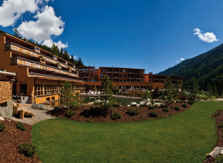 Südtirol: Arosea – Alpines Design- und Naturhotel
