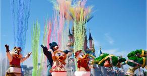 Frankreich: Disneyland Paris
