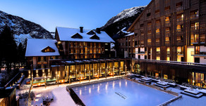 Schweiz: The Chedi Andermatt – Drive in Style Experience