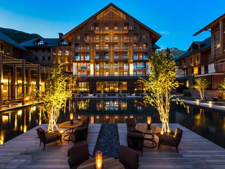 Schweiz: Alpine Chic trifft Asien