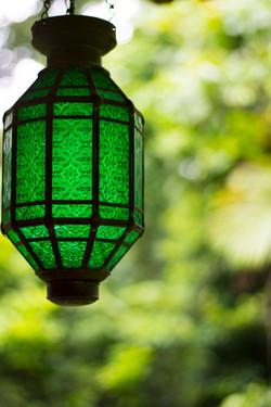 Green Lamp