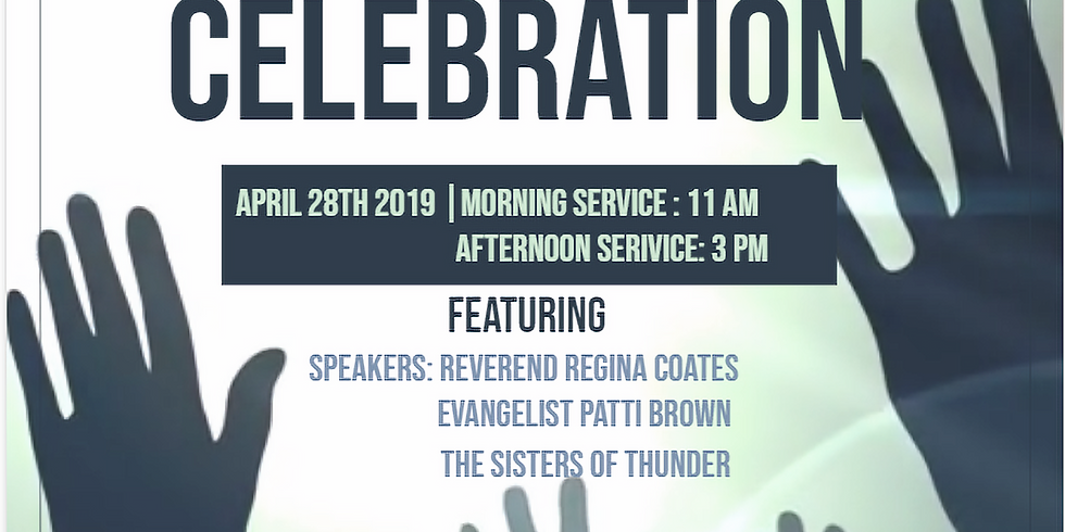 Women's Day Afternoon Celebration