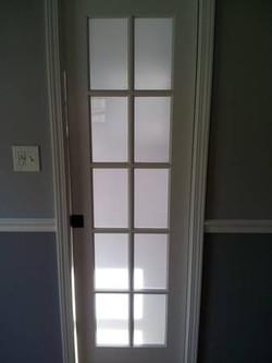Interior or Exterior Window Tinting