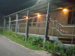 Escape tunnel found at Australian detention centre