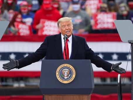 US: Trump leads Biden in Pennsylvania 'cookie poll'