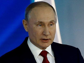 Putin offers US mutual non-interference in cyber field