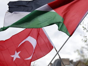 Turkey vows to defend, stand with Palestinians