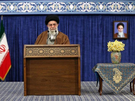 Iran's Khamenei insists US sanctions must be lifted first
