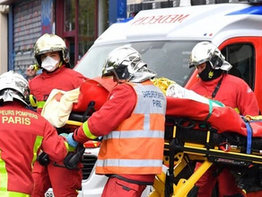 4 Wounded in Paris Knife Attack Near Charlie Hebdo's Former Office