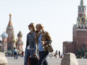 Russia sees new spike in coronavirus cases
