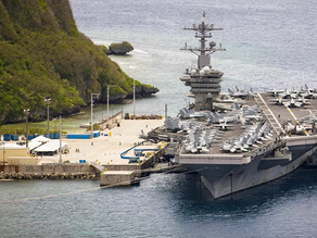 Pentagon Reportedly Mulling Cold War-Style Permanent Navy Task Force in Pacific 'to Counter China'