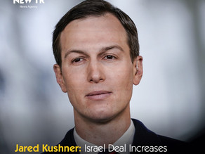 """Kushner : deal between Israel and the United Arab Emirates should """"increase UAE getting the F-35"""
