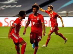 Bayern Munich win sixth UEFA Champions League title