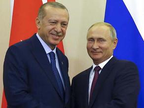 Putin to visit Turkey