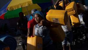 Haiti fuel shortages threaten patients' lives - Unicef