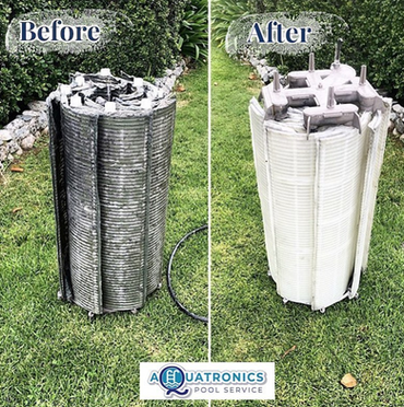Filter Cleaning