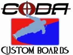 CODA CUSTOM BOARD