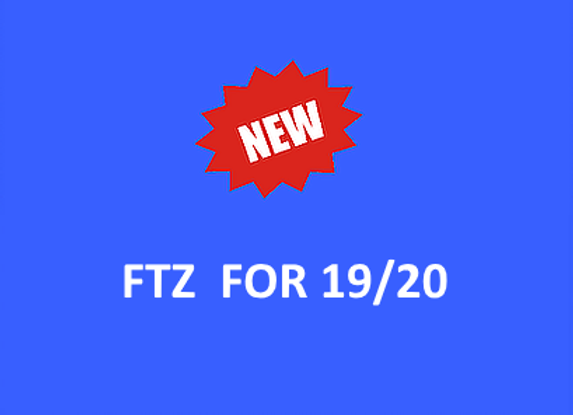 FTZ FREE TRADE ZONE AGREEMENT FOR 19/20