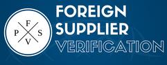 Foreign Supplier Verification Program (FSVP) Compliance