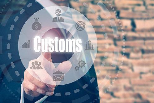TWA Customs Brokerage Performance Management