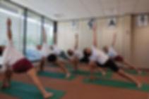 Yoga Iyengar Madrid