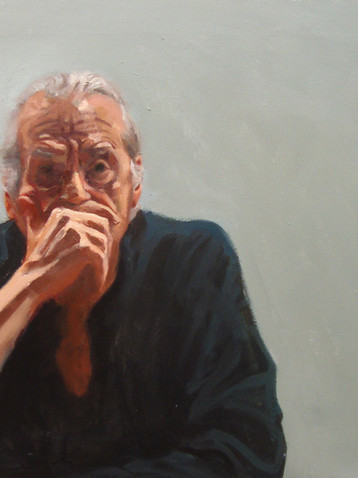 Oil on canvas 50x70 cm