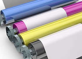 anilox rollers, Flexo