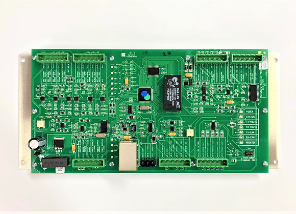 Vision/Dritek Plus Display I/O Board (Part # D03-0723-SK)