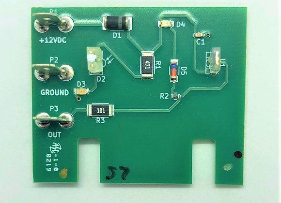 SCR Meter Roll Speed Sensor