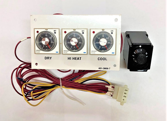 Cycle Timer Replacement Kit for AB Style Grain Dryers (Part # CTR-001B)