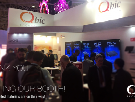 ISE 2017 - Thank you for visiting our booth!