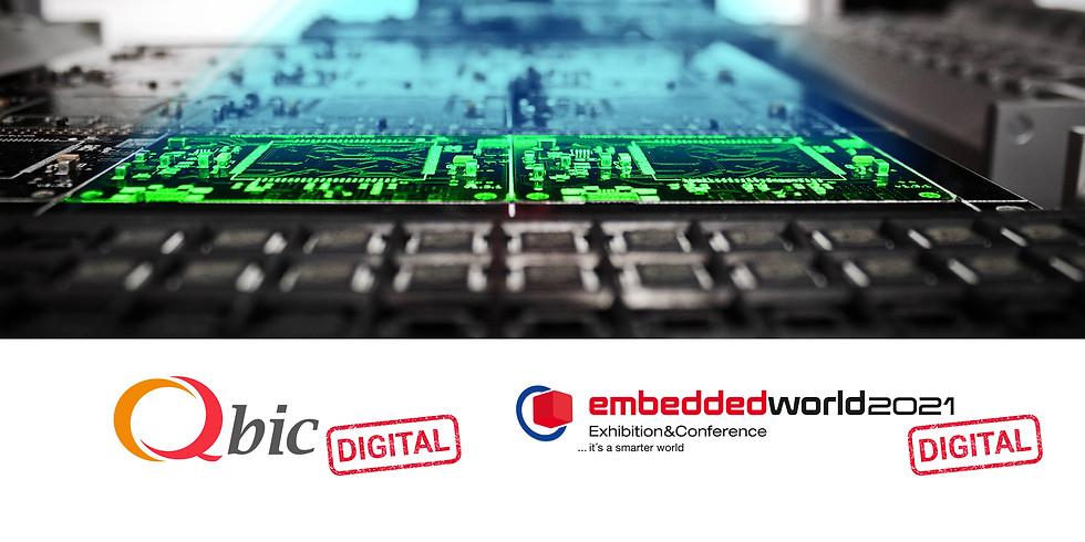 Embedded World Digital 2021