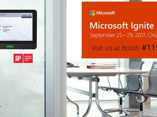 Visit us at Microsoft Ignite! Qbic Add-On Solutions at Microsoft Ignite 2017