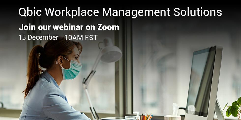 Qbic Workplace Management Solutions