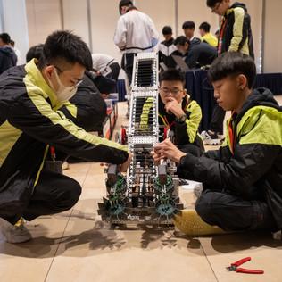 Volunteering in HONG KONG TEAM CHALLENGE GAME 2020
