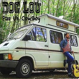 Album Doc Lou - Pas un Cowboy