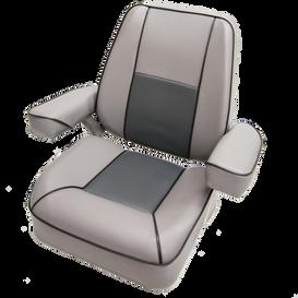 Haxton's Rivermaster Boat Seat