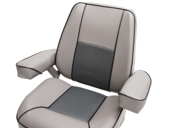 Haxton's Rivermaster Boat Seat
