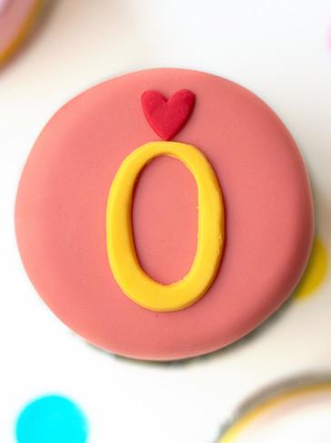 Custom-Branded Mini Cake by Roseberry Cake Creations