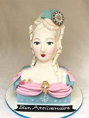Royal Easter Show Entry 2018 by Roseberry Cake Creations